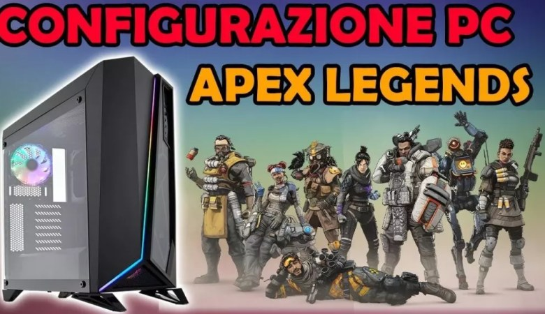 Configurazione PC Apex Legends