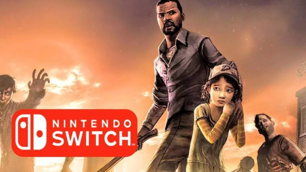 The Walking Dead - Due nuovi capitoli per nintendo switch.