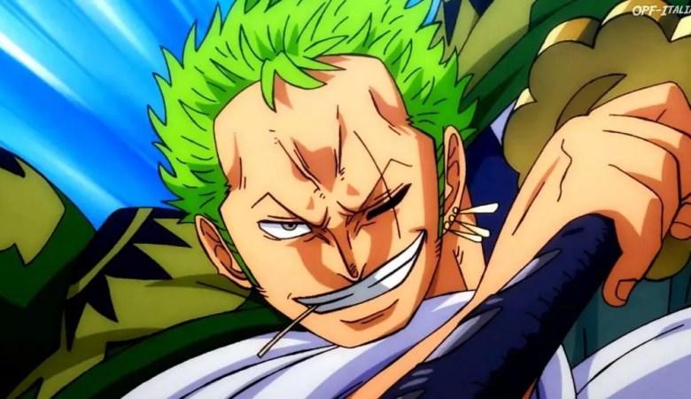 One Piece Episodio 897