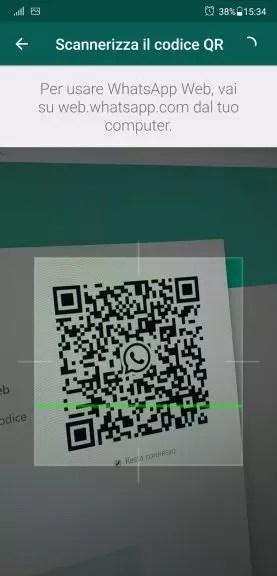 Whatsapp su più dispositivi