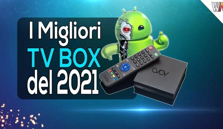 I Migliori TV BOX del 2021