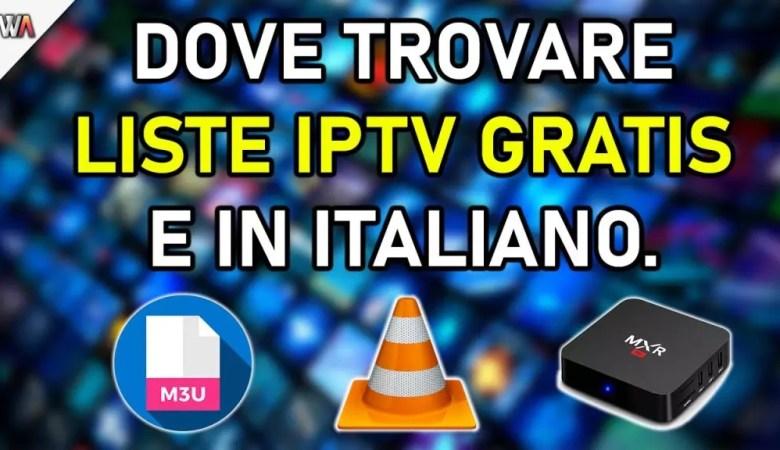 LISTE IPTV GRATIS 2020 - Dove trovarle in Italiano e sempre aggiornate