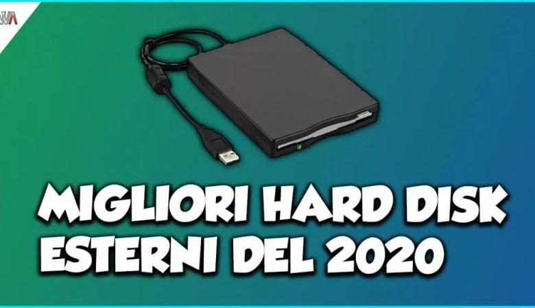Migliori Hard Disk Esterni del 2020