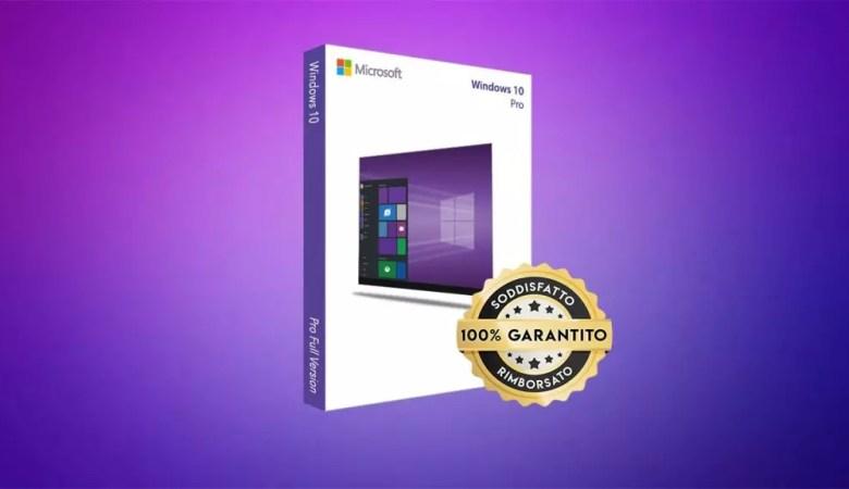 Acquistare Windows 10 Pro Originale al Miglior Prezzo
