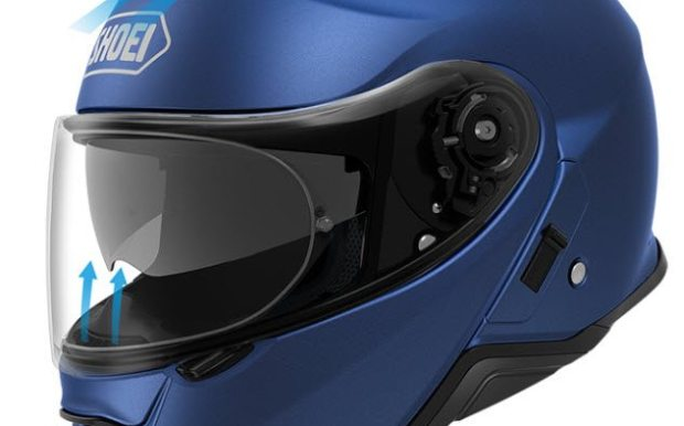 Shoei Neotec II Airflow