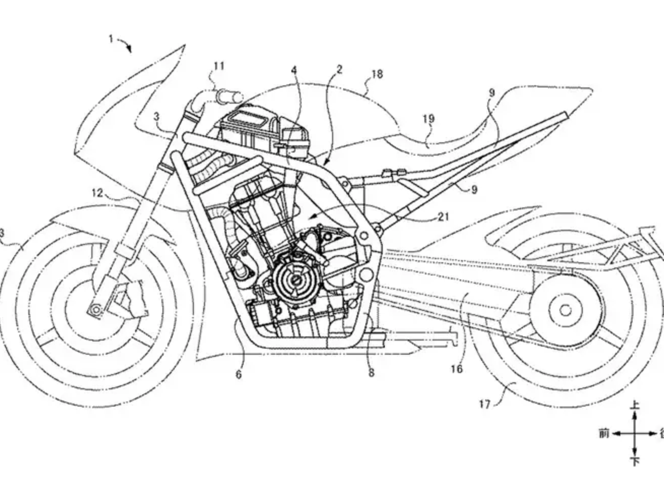 Is A Suzuki Twin Turbo Motorcycle On The Way