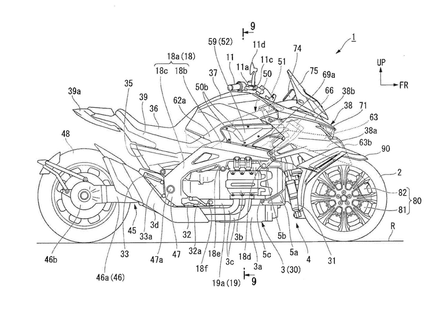 Will Honda Build A Gold Wing Powered Leaning Trike