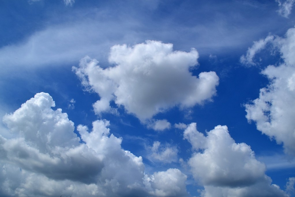 clouds, miracle, beautiful