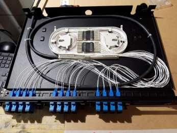 riparazione fibra ottica cassetti ottici