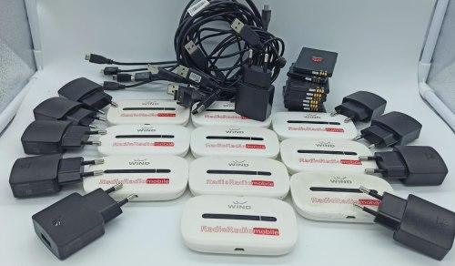 10 Router 3g WiFi HUAWEI E5330 Videosorveglianza e Centralina Allarmi