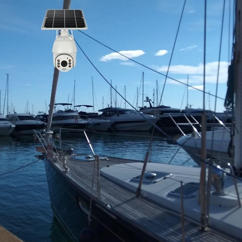 Telecamera Barca e Yacht 4G