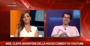 """Federico Clapis e Martina Dell'Ombra: """"Per anni abbiamo recitato, lei firmava le liberatorie col nome falso"""""""