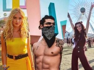 """Coachella 2019 invaso dagli influencer italiani tra """"mign0ttoni"""" e poca attenzione ai concerti: le critiche"""