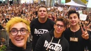 Mates & Friends – tutte le info sul nuovo show targato Stepny, Sascha, Surry e Vegas