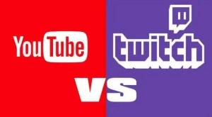 """Youtube vs Twitch – tutto quello che c'è da sapere sulla """"lotta"""" tra i colossi del web"""