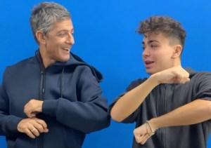Luciano Spinelli ospite di Fiorello a Viva Rai Play: insegnerà TikTok allo showman