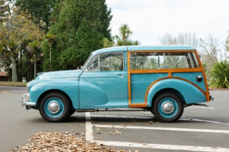 Lot 20, 1959 Morris Minor Traveller Estimate: $45,000 - $50,000
