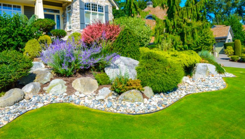 landscaping..