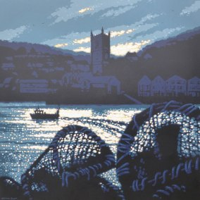 Fishermans Dawn, St Ives