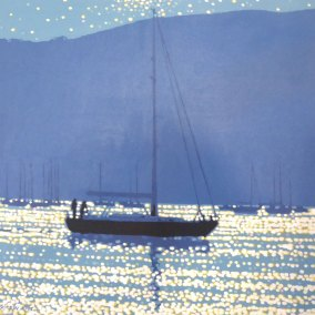 Sailing the Sparkling Light