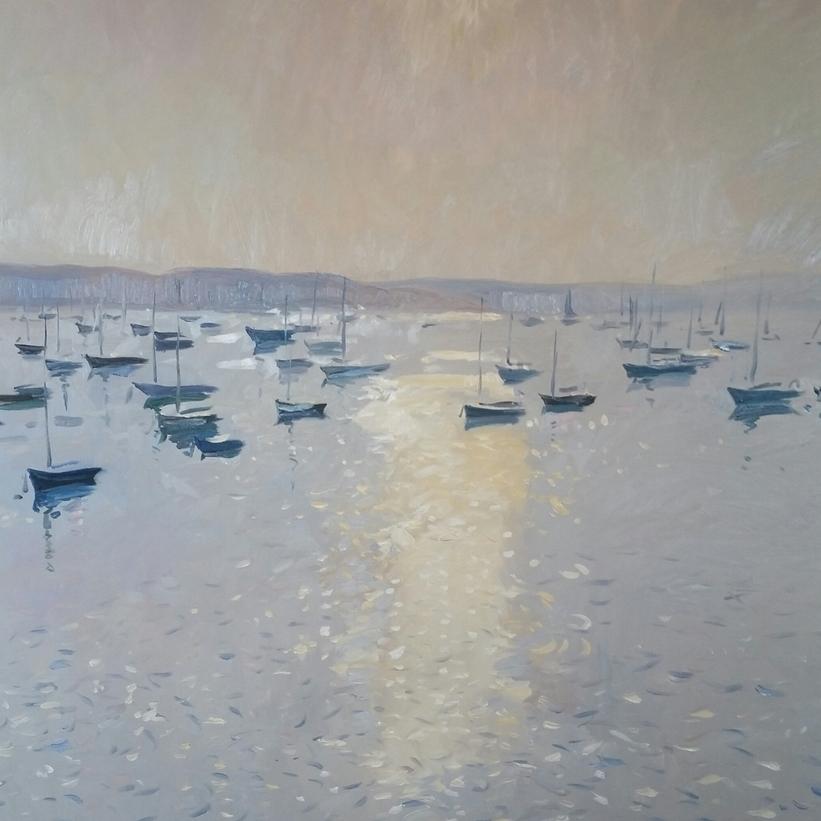 Andrew Tozer Cornwall artist
