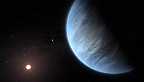 Astronomers Find Two Super-Earths Orbiting Nearby Red Dwarf