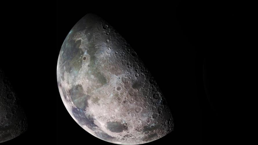 NASA Brings Evidence that The Moon Was Born Due to Planets Collision - Webby Feed
