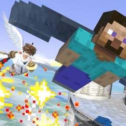 Super Smash Bros. Ultimate: Steve Moveset Guide