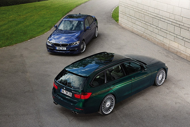 alpina d3 bi-turbo