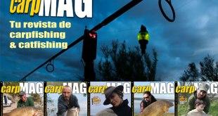 CarpMAG, la revista de carpfishing
