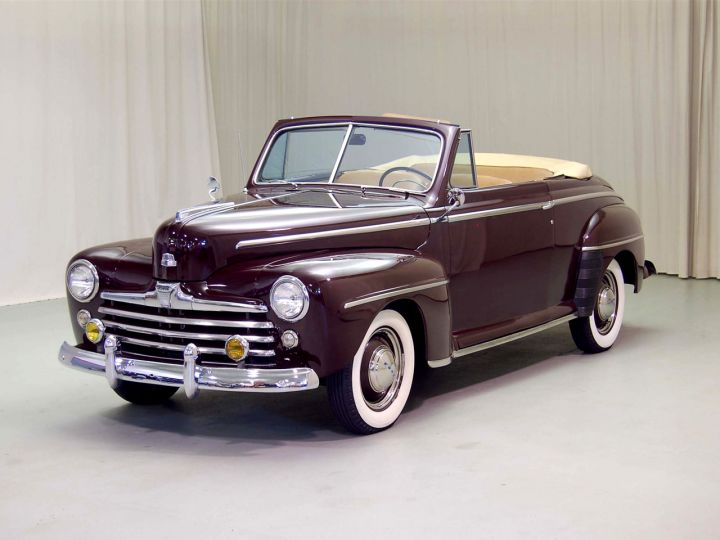 1946 1948 Ford Convertible
