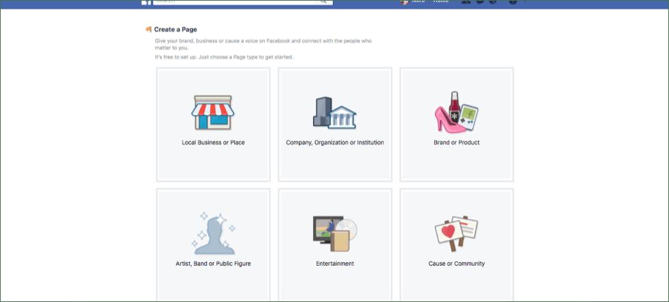 Create a Facebook Business Page, Web Champs, Tulsa Oklahoma