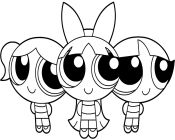 powerpuff girls coloring pages girls coloring pages