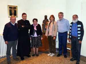 Une rencontre en Arles