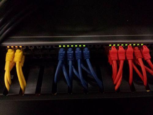 Uno switch di rete professionale