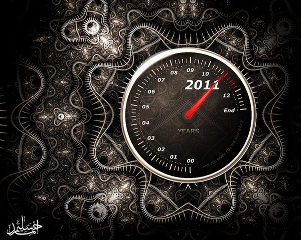 The Best Desktop Wallpapers of 2011 – 337 Days Left.