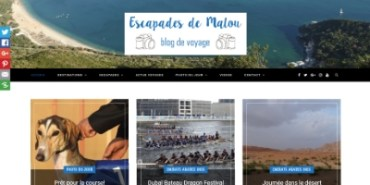 [blog] Développement d'un blog