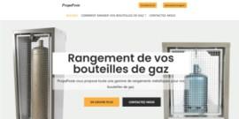 [site] Développement d'un site pour une entreprise spécialisée dans la métallurgie