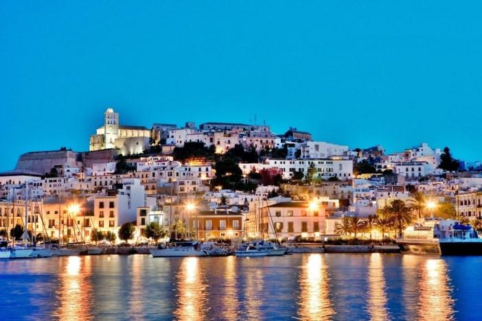 Ibiza pendant une mini croisière