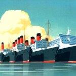 Bateux Cunard