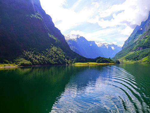 Fjord de Flamsbana