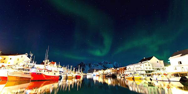 Explorez le Nord de la Norvège