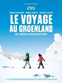 Affiche du film Le Voyage au Groenland