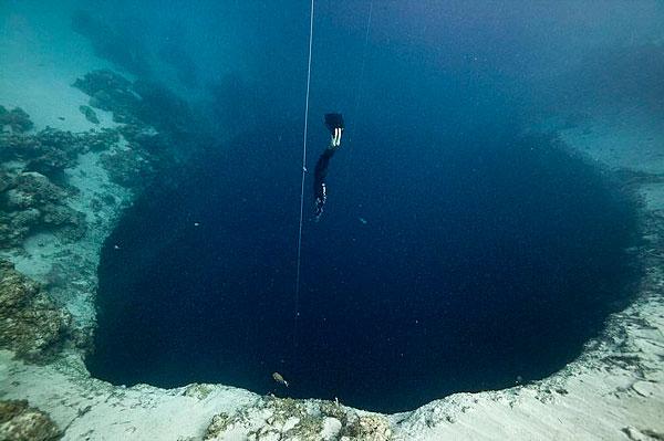 Blue Hole du Belize