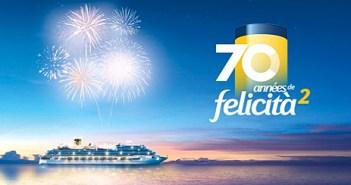 70 ans Costa Croisières