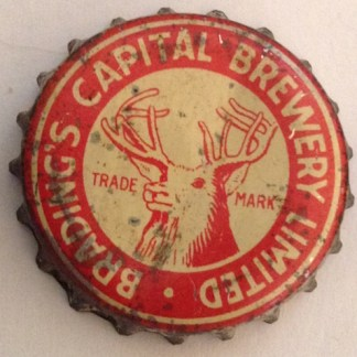 Brading's Capital Brewing Limited Corcho - CCS