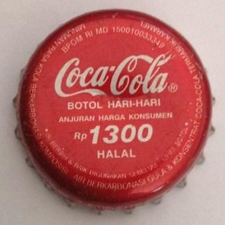 Coca Cola Rp 1300 Indonesia - Altinex