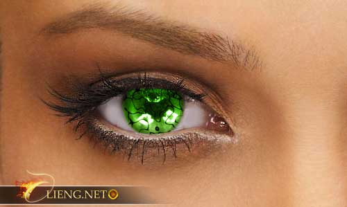 video contact lenses