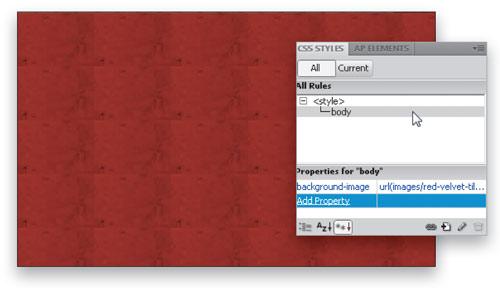 Add  Depth and Dimension in Dreamweaver CS4 image 6
