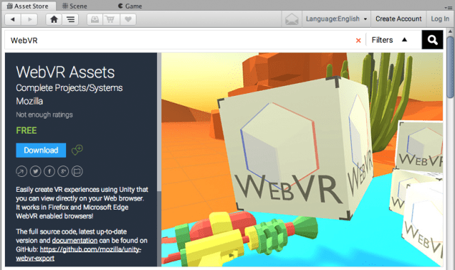 Develop VR on the Web using Unity3D - WEB DESIGN AGENCY MIAMI
